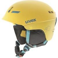 Uvex - Hlmt 7 Pure Yellow / Blue Mat Kayak Kaskı