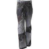 Völkl - Silver Swirl Kayak Pantolonu Siyah - Beyaz