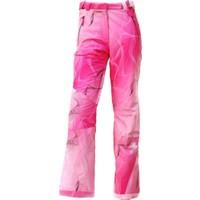 Völkl - Silver Swirl Kayak Pantolonu Beyaz - Pembe