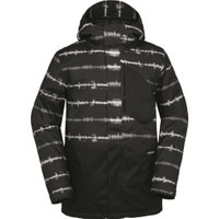 Volcom Retrospec Snowboard Montu Siyah - Beyaz
