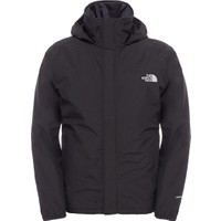The North Face M Resolve Insulated Jacket - Erkek Mont Siyah