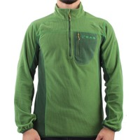 2AS Marsis 1/4 Zip Polar - Yeşil
