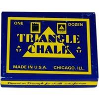 Triangle Mavi Bilardo Istakası Tebeşiri 144 Adet