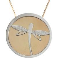 Altınsepeti Gümüş Yusufçuk Kelebeği Kolye G214Kl