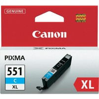 Canon Pixma Ip 7250 Yüksek Kapasite Mavi Yazıcı Mürekkep Püskürtmeli Kartuş