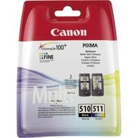 Canon Pixma Mp272 Orijinal Renkli - Siyah 2Li Yazıcı Mürekkep Püskürtmeli Kartuş