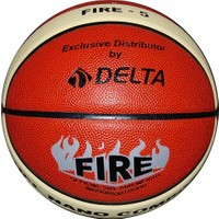 Delta Fox Fıre Basketbol Topu Indoor-Outdoor
