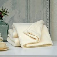 İkikız Ç.K Koyun Tüyü Battaniye