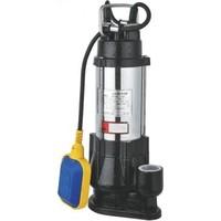 Duffmart V450F Pis Su Foseptik Parçalayıcılı Açık Fanlı Dalgıç Pompa