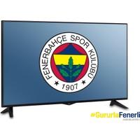 """Vestel 43FB1907 43"""" 109 Ekran Full HD Uydu Alıcılı Smart Fenerbahçe LED TV"""