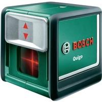 Bosch Quigo Çapraz Çizgili Hizalama Lazeri 7 Metre