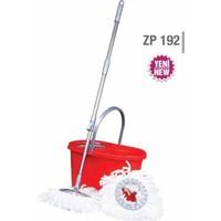 Toptan Satış Zambak Temizlik Seti+Yedek Mop-Zp192