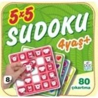 5X5 Sudoku: 80 Çıkartma