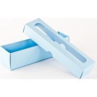 Elitparti Makaron Kutuları - Mavi