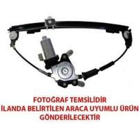 Aem Renault Master 98 Ve Sonrası Ön Sol Elektrikli Cam Krikosu Motorlu
