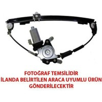 Aem Hyundai Era Ön Sağ Elektrikli Cam Krikosu Motorlu
