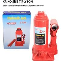 Carub Hidrolik Kriko Şişe Tip 2 Ton