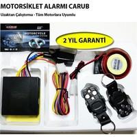 Carub Motorsiklet Alarmı Uzaktan Çalıştırmalı
