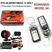 Forza Oto Alarmı 12 Volt St06