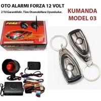 Forza Oto Alarmı 12 Volt St13