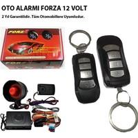 Forza Oto Alarmı 12 Volt St02
