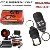 Forza Oto Alarmı 12 Volt St51