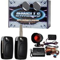 İnwells Sustalı Kumandalı Oto Alarmı 12V 3208