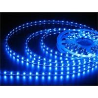 Ldr Şerit Led Dış Mekan 5 Metre Silikonlu 24 Volt Mavi