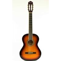 Nevada Klasik Gitar AC-965SB Ladin Kapak Sunburst