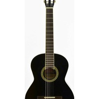 Nevada Klasik Gitar AC-965BK Ladin Kapak Siyah
