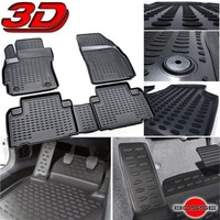 Bosse Fiat Egea 3D Havuzlu Oto Paspas 1. Kalite