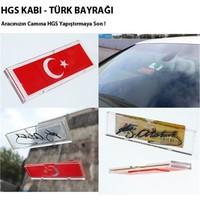 Nettedarikcisi Ozy Oto Hgs Kabı - Türk Bayrağı Kap Kartvizitlik