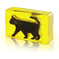 Organique Doğal Sabun Siyah Kedi 100 gr.