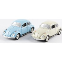 Welly Volkswagen Beetle - 2'li Set