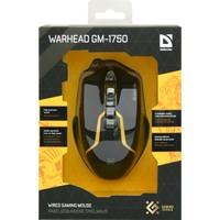 Defender GM-1750 Warhead Kablolu Oyuncu Mouse 52750
