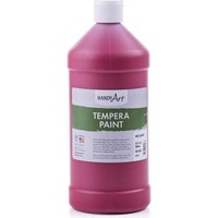 Handy Art Tempera Paint 946 ml - Yellow