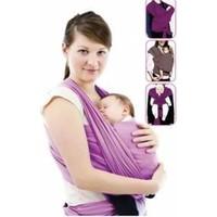 Sevi Bebe Bebek Taşıma Şalı