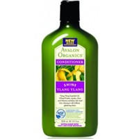 Avalon Organics Organik Ylang Ylang Özlü Parlatıcı Saç Kremi 325 ml.
