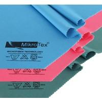 Mikrotex Mikrofiber Cam Bezi 6 AdetEko Paket