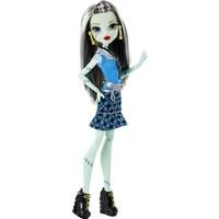 Monster High Okulunda İlk Gün Acayip Bebekleri Frankie Stein