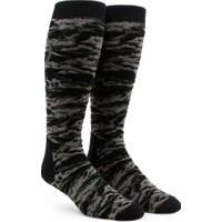 Volcom Ryder Camouflage Snowboard Çorap