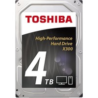 "Toshiba X300 4TB 7200PRM 3.5"" 128MB Cache Sabit Disk HDWE140UZSVA"