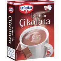 Dr.Oetker İçilebilir Çikolata 112 Gr