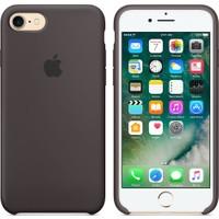 Apple iPhone 7 / 8 Silikon Kılıf Kakao (İthalatçı Garantili)