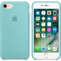 Apple iPhone 7 / 8 Silikon Kılıf Deniz Mavisi (İthalatçı Garantili)