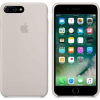 Apple iPhone 7 Plus / 8 Plus Silikon Kılıf Taş (İthalatçı Garantili)