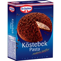 Dr.Oetker Köstebek Pasta 450 Gr