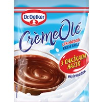 Dr.Oetker Çikolatalı Creme Ole 125 Gr