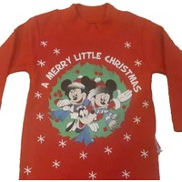 Disney Happy Christmas Body