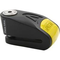 Auvray Blok Alarmlı Disk Kilidi 14 mm SRA Sertifikalı Siyah 120 db